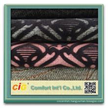 Wholesale Polyester Flocking Sofa Fabric