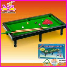 Spieltisch, Billardtisch, Billardtisch, Snooker-Tisch, Pool-Ausrüstung, Sporttisch, Spielzeug Schreibtisch, Spielzeug Tisch, Mini Billardtisch, Tischspiele (WJ276188)