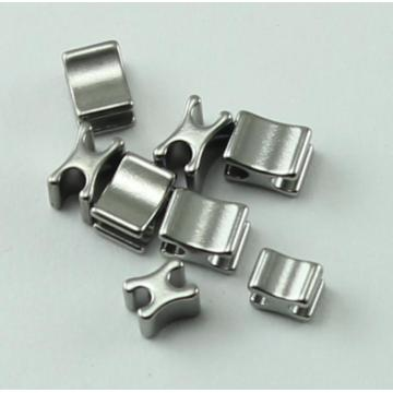 H Shaped Stainless Steel Metal Bottom Stop