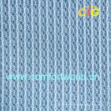 Tissu en mousse à air 100% polyester
