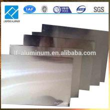Feuille d'aluminium poli 3003
