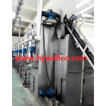 Groundnut Mesh Belt Drying Machine