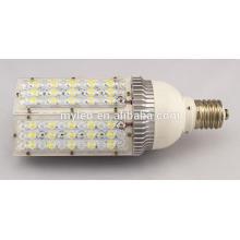 E40 / E27 38W 25W 30W 35W 40W lâmpada de rua do diodo emissor de luz