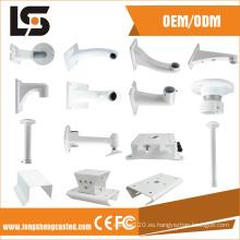 La cámara de aluminio profesional de la cámara CCTV a presión los productos de la fundición del profesor