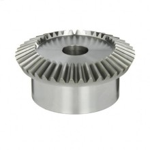 Cast Iron Miter Spiral Bevel Gear for Automation