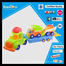 Hot item miúdo trator trailer caminhões de brinquedo