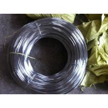 Alambre de hierro recocido negro 0.13mm-5.0mm para tejido de alambre tejido