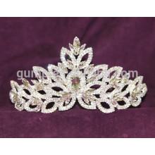 Tiara de diamantes de imitación para el mercado de Oriente Medio