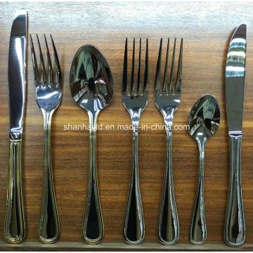 Stainless Steel Tableware Set 131