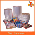 China factory OEM plastic material high quality hot sale soft pvc film for packing with competitive price