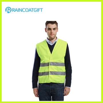 Breathable High Visibility Safety Vest