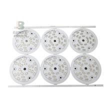 """Aluminum PCB 1 Layer PCB Aluminum Base ENIG 1u"""""""