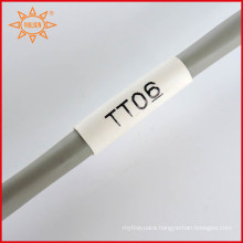 Polyolefin High Performance Heat Shrink Cable Marker Tube