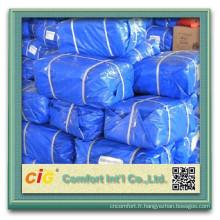 Chine Fournisseur professionnel de bâche de PE / PVC pour la couverture de camion / bateau / tente
