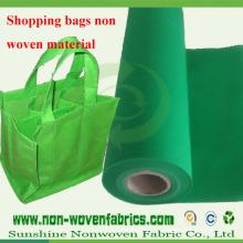 Rouleaux non-tissés biodégradables pour le sac non-tissé