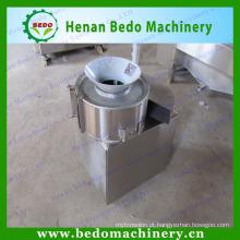 Máquina de corte das microplaquetas de batata da máquina de corte da batata da máquina de lavar da batata