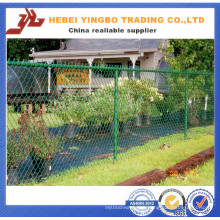 Yb-20 2016 New Cheap Price PVC Coated CE Chain Link Fence