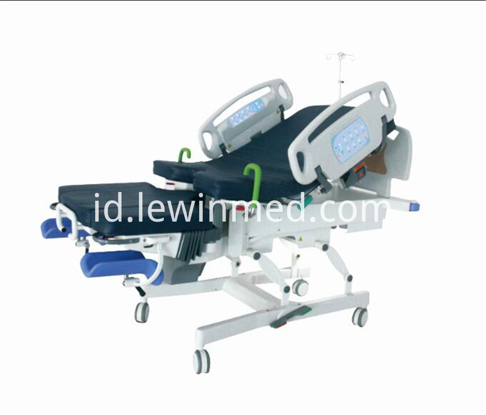 LDR surgical bed