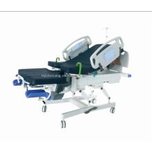 Mesa de parto obstétrica Sección de pie de paciente sin elevación