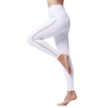 Sexy Mesh Quick Dry Elasticity Slim Fitness Yoga Running Pants