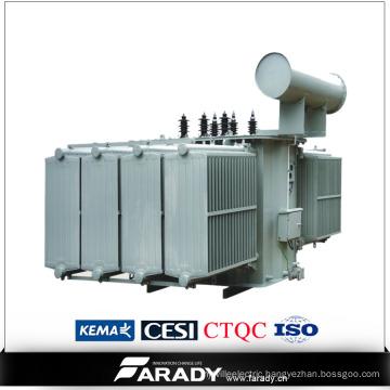 11kv Electric 3 Phase Distribution Transformer Manufacturer Step Down Oil Transformer