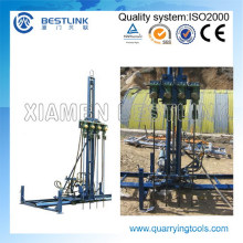 Bestlink Pneumatic Line Drilling Machine with Four Jackhammer