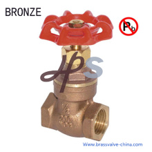 NSF Material Lead Free Casting Bronze gate Valve