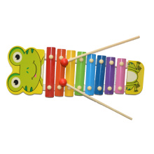 Wooden Music Toy Xylophone Frog (81941-1)