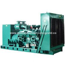 80kW/100kVA Perkins Diesel Engine Sound-proof Moving Type Diesel Electrical Power Generator, 230V