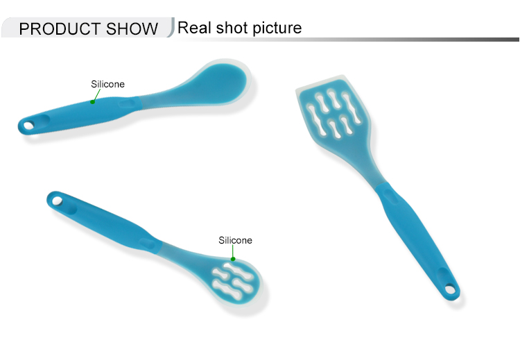 new cooking silicone utensils