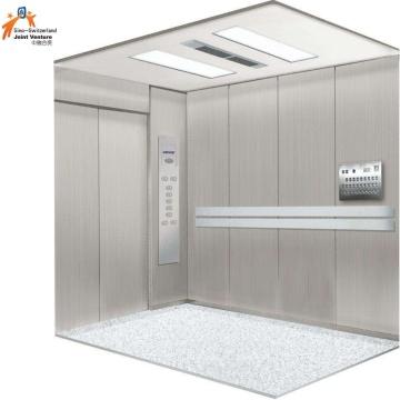 Ascenseur à interférence magnétique pour centre hospitalier et médical
