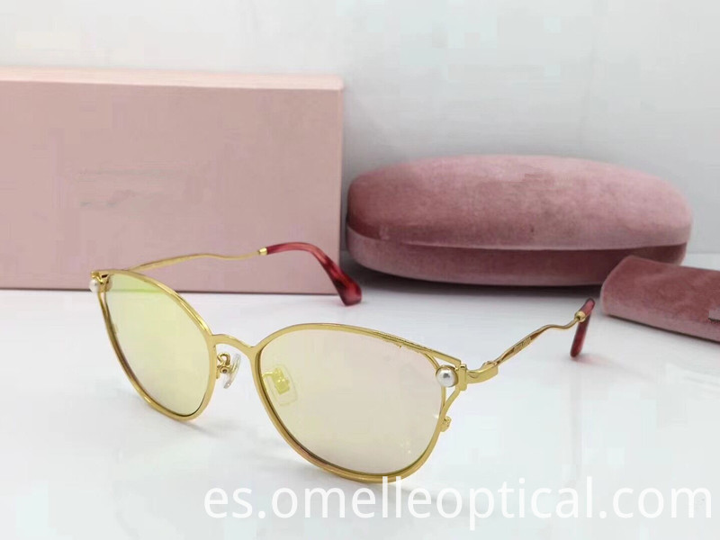 Round Sunglasses Retro