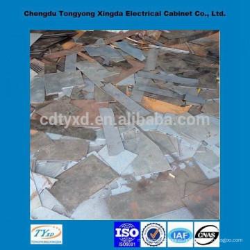 15 years oem experience factory custom metal sheet scrap