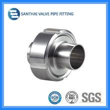 Tubulação de aço inoxidável Fitting304 / 316L DIN11851 União / DIN11850 União