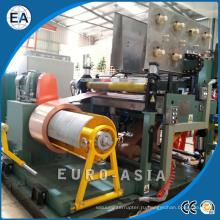 Машина для обмотки фольгой трансформаторов высокого напряжения