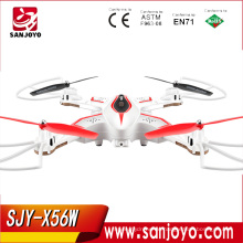 Faltbarer Hubschrauber Ursprünglicher Syma X56W neueste Drohne, die Quadrocopter X56W 0.3MP Kamera Wifi Realzeitdrossel SJY-X56W faltet