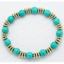 Turquoise alloy bracelet for Wholesale Jewelry Fashion Products