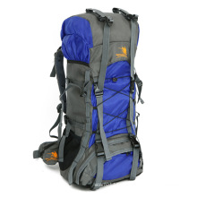 60L Big Volume wasserdichte Nylon Outdoor Sports Rucksack Tasche (YKY7289)