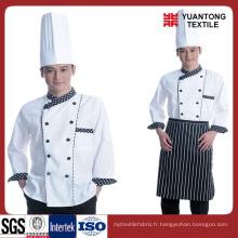 Hot Sale Classic Hotal Chef Uniforme