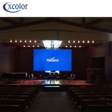 Full Color P4 Video Wall Church Led Display