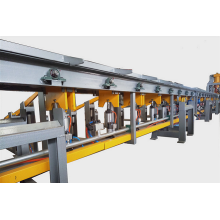Línea de corte hidráulico de cizalla de la máquina
