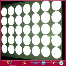 Adesivos de vinil reflexivo autoadesivo forte 3m personalizados