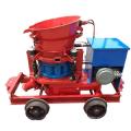 Máquina de hormigón proyectado de mezcla seca para construcción