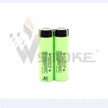 Cigarette électrique rechargeable protégée Batterie Panasonic 3400mAh