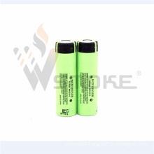 Protected Rechargeable Electric Cigarette Panasonic 3400mAh Battery