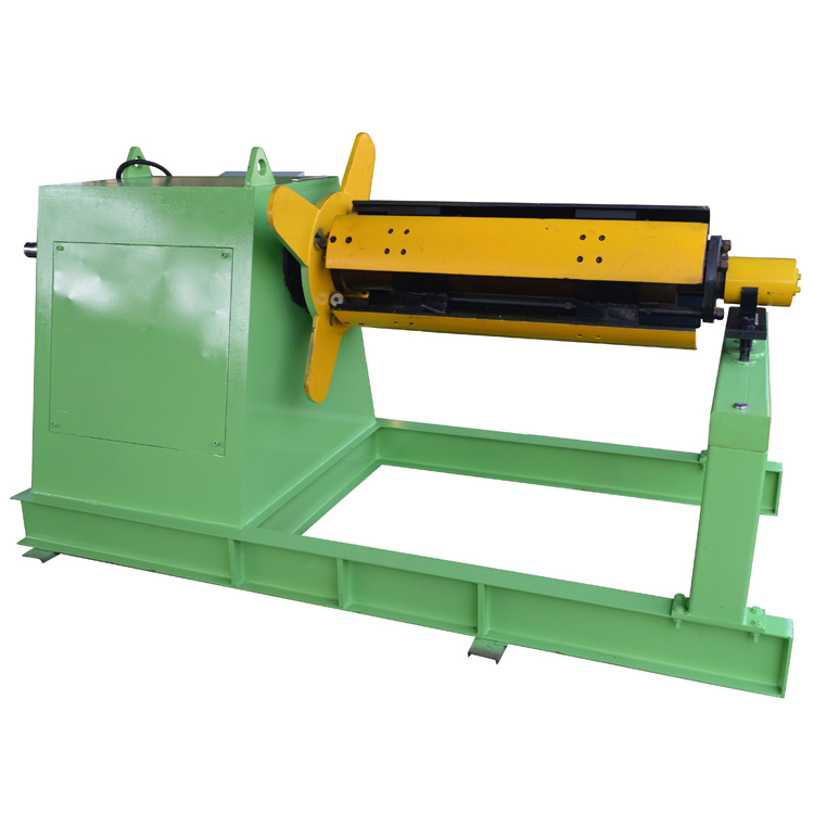 7-T-Automatic-Steel-Roof-Sheet-Uncoiler