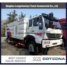 Hot Sale China Road Sweeper Truck