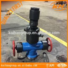 API 16A standard 5000psi Polished rod sealing box