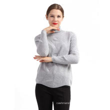 2017 Women Latest Fashion Stylish Pullover Brown Style Cashmere Sweater