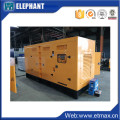4 Pole Single Bearing 88kVA 70kw Perkins Diesel Generator